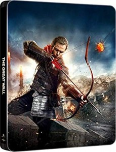 The Great Wall (Steelbook) Blu-Ray - BDU 578691SBFP
