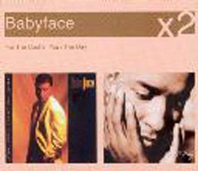 Babyface - The Day / For The Cool In You CD - 2CDBOX25