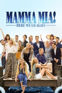 Mamma Mia! Here We Go Again DVD - 414104B DVDU