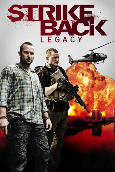 Strike Back: Legacy - Season 5 DVD - Y34891 DVDW