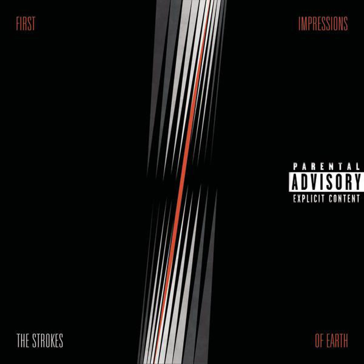 The Strokes - First Impressions of Earth VINYL - 82876731771