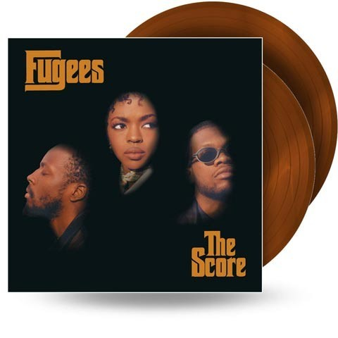Fugees - The Score (Coloured Vinyl) VINYL - 19075883501