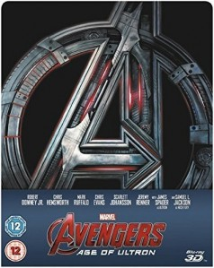 Avengers: Age of Ultron (Steelbook) 3D Blu-Ray - 10225517