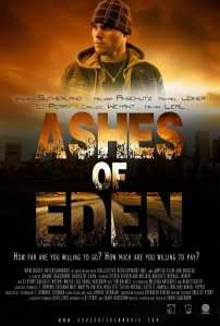 Ashes of Eden DVD - DVAOE