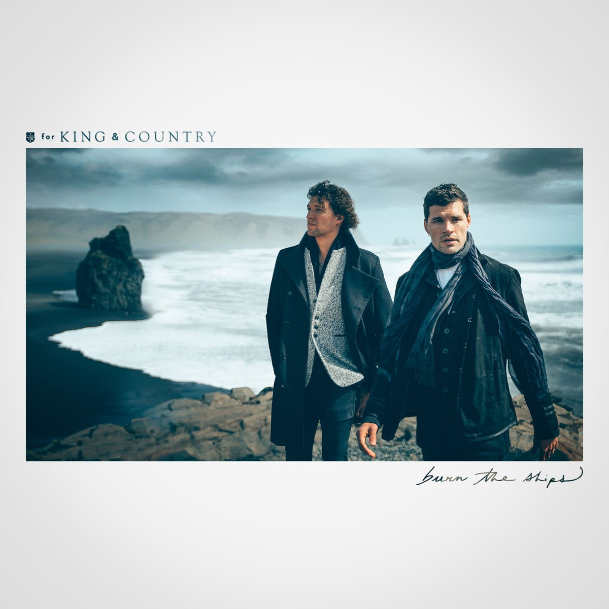 For King & Country - Burn The Ships CD - 80688962425