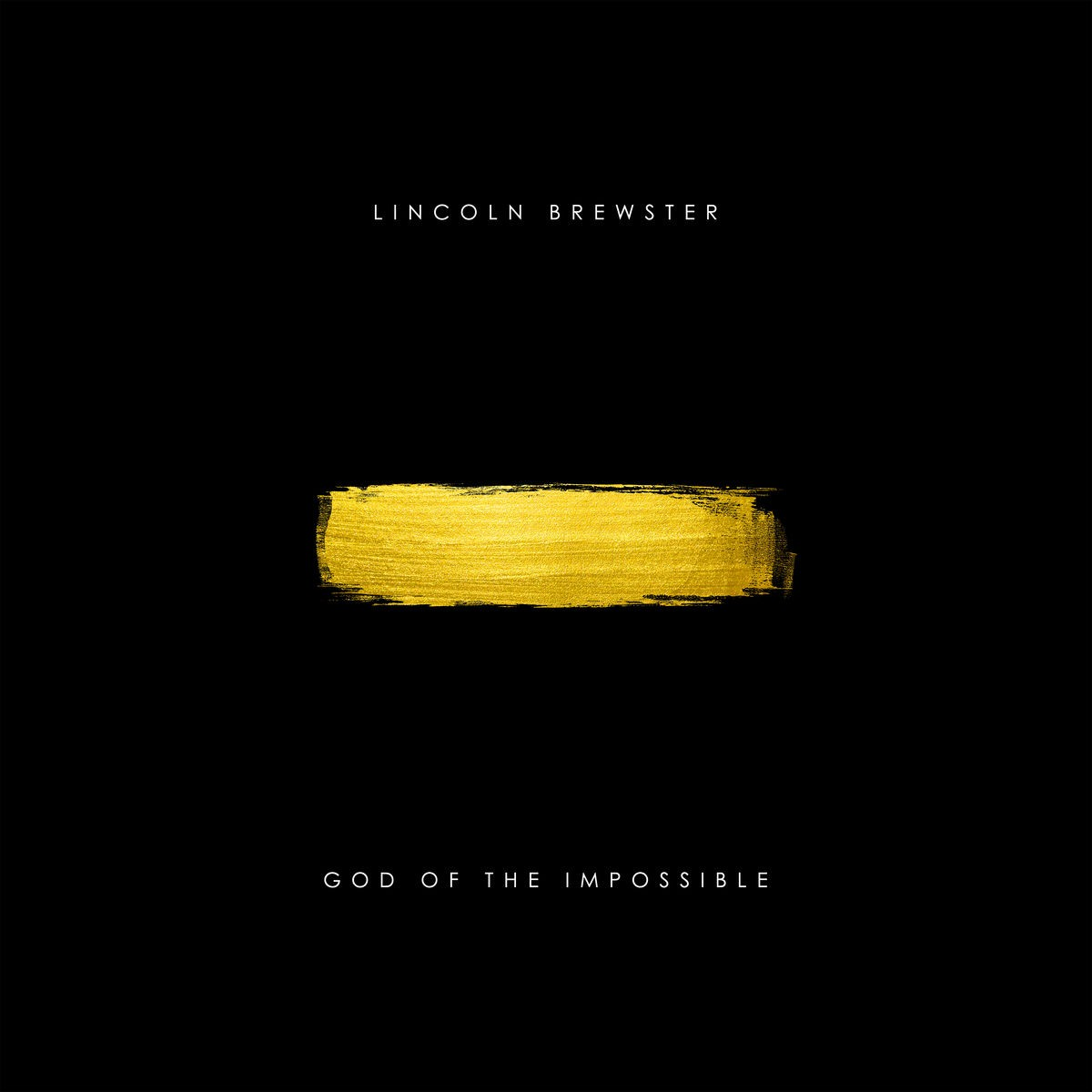 Lincoln Brewster - God of the Impossible CD - INTGCD681121