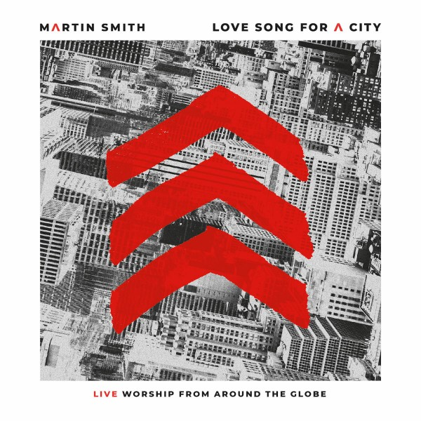 Martin Smith - Love Song for a City (Live) CD - INTGCD71602