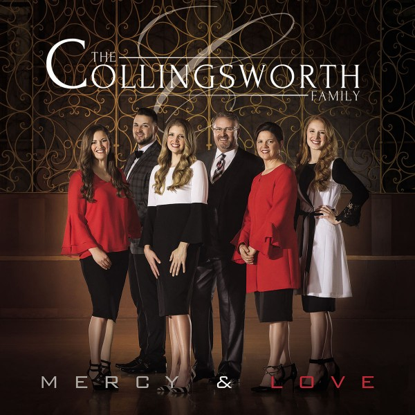 The Collingsworth Family - Mercy & Love CD - PRCD431574480