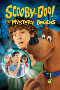 Scooby-Doo! The Mystery Begins DVD - Y25389 DVDW