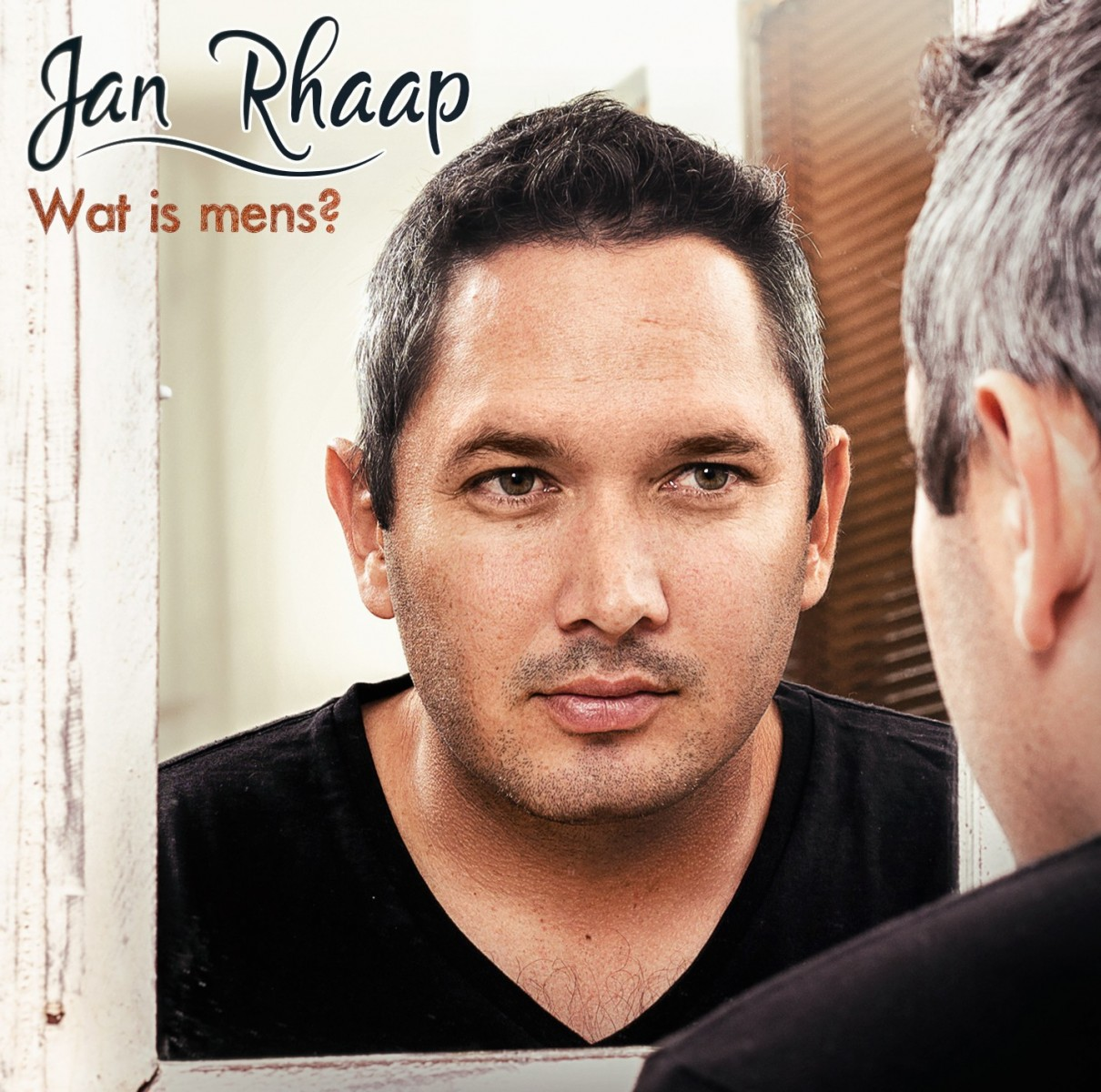 Jan Rhaap - Wat is Mens CD - VONK429
