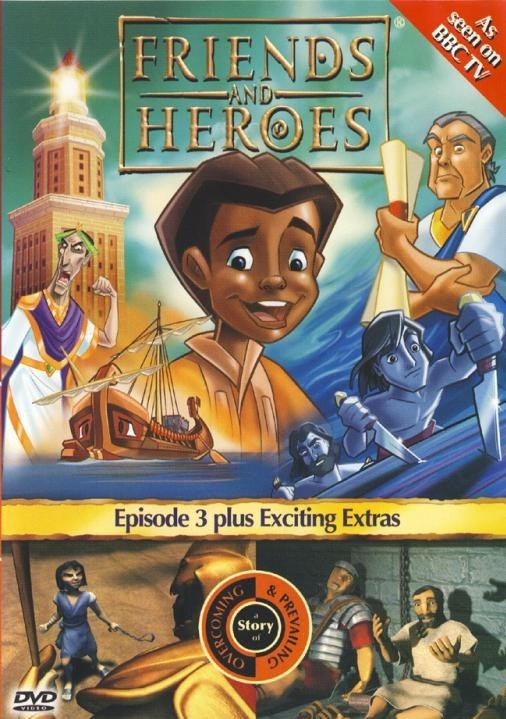 Friends And Heroes: 2 - A Story of Overcoming & Prevailing DVD - FHDVD02