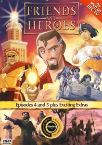 Friends And Heroes: 3 - Stories of Remaining Hopeful & Valuing Everyone DVD - FHDVD03