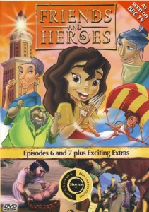 Friends And Heroes: 4 - Stories of Taking A Stand & Being A True Friend DVD - FHDVD04