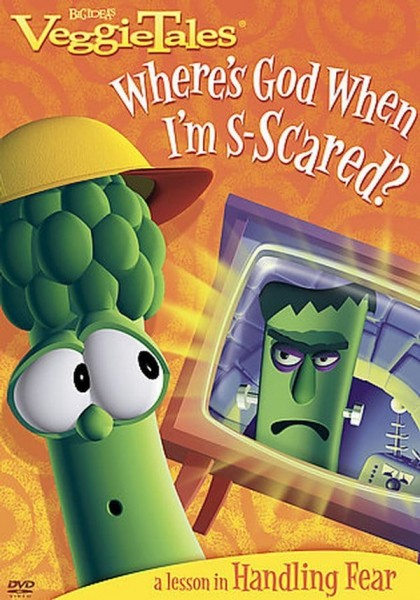 VeggieTales: Where's God When I'm Scared DVD - VEGDVD004