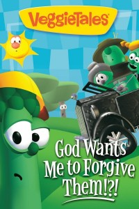 VeggieTales: God Wants Me to Forgive Them!?! DVD - VEGDVD003
