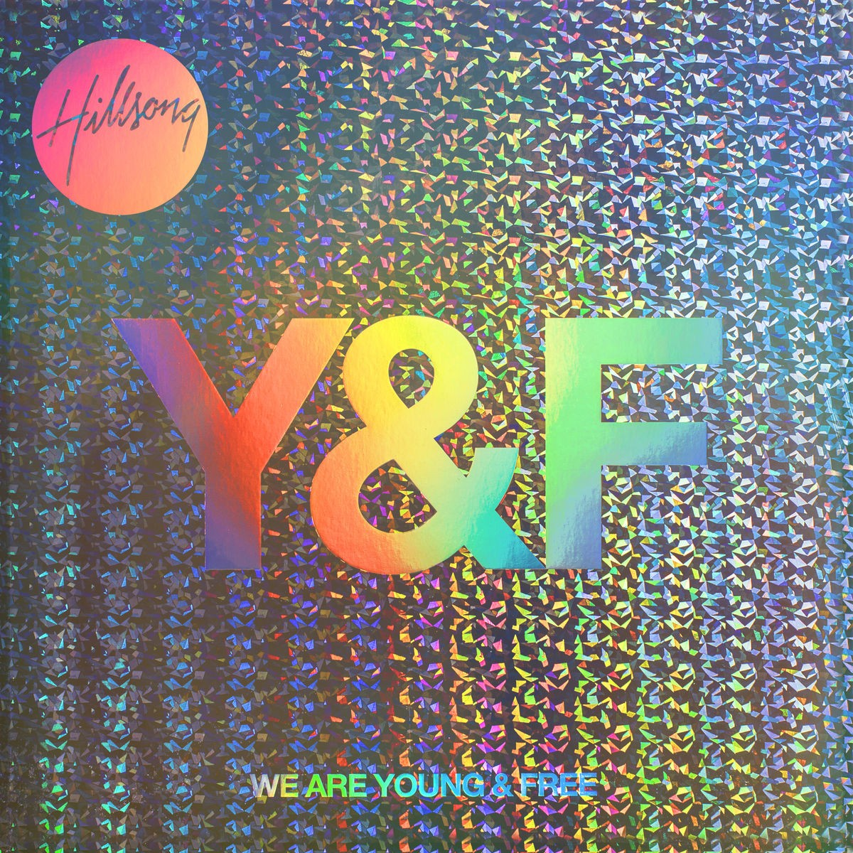 Hillsong Young & Free - We Are Young & Free (Live) CD - HMACD280