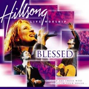 Hillsong Worship - Blessed CD - WHS/ACD /154C/