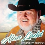 Alan Ladd - Country Things CD - VONK433