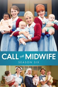 Call the Midwife: Series 6 DVD - LBBCDVD4196