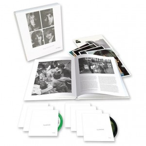 The Beatles - White Album (50th Anniversary Super Deluxe) CD+Blu-Ray - 06025 6757195