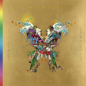 Coldplay - Live In Buenos Aires / Live In São Paulo / A Head Full Of Dreams Film CD+DVD - 9029555927