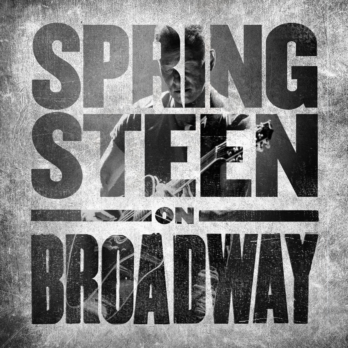 Bruce Springsteen - Springsteen on Broadway CD - 19075904362
