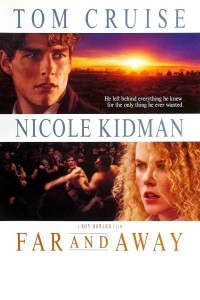 Far and Away DVD - 25252 DVDU