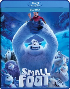 Smallfoot Blu-Ray - Y35042 BDW
