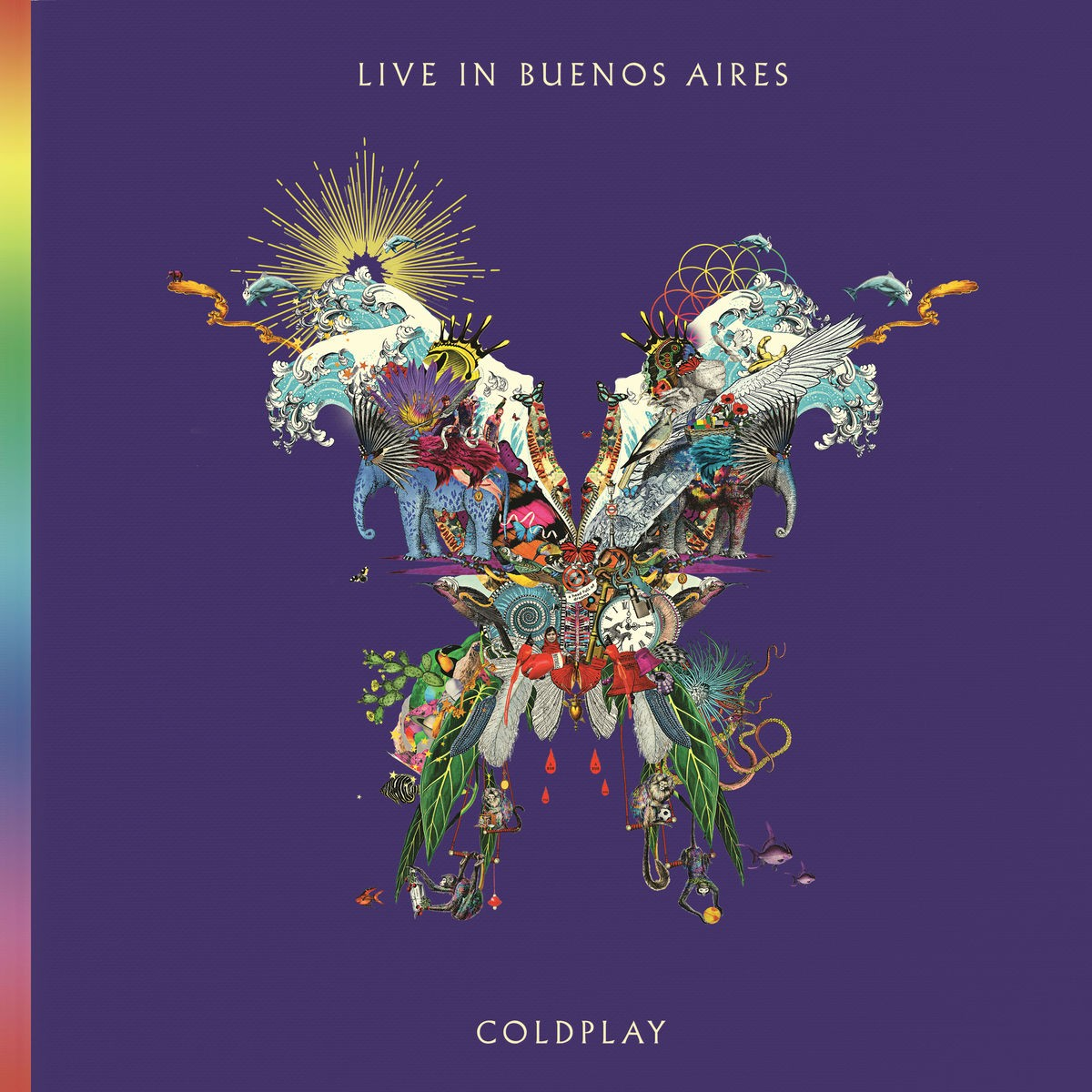 Coldplay - Live in Buenos Aires CD - 9029555399