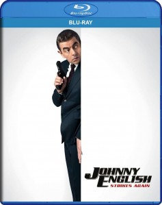 Johnny English Strikes Again Blu-Ray - BDU 469231