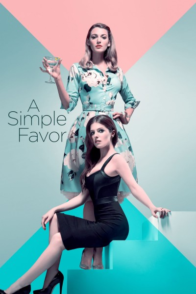 A Simple Favor DVD - 04310 DVDI