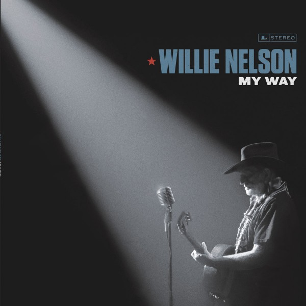 Willie Nelson - My Way CD - 19075870502