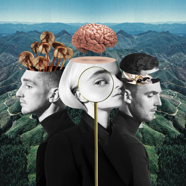 Clean Bandit - What Is Love? CD - ATCD 10448