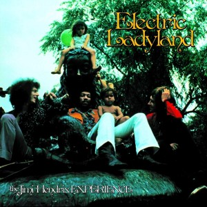 The Jimi Hendrix Experience - Electric Ladyland - 50th Anniversary Deluxe Edition VINYL+CD+Blu-Ray - 19075859041