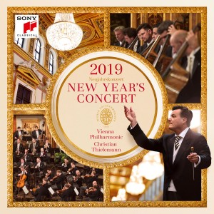 Christian Thielemann & Vienna Philharmonic Orchestra - New Year's Concert 2019 CD - 19075902822