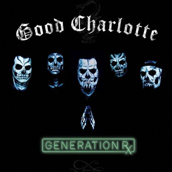 Good Charlotte - Generation Rx VINYL - 5053842097