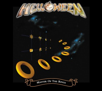 Helloween - Master of the Rings VINYL - 541493992272