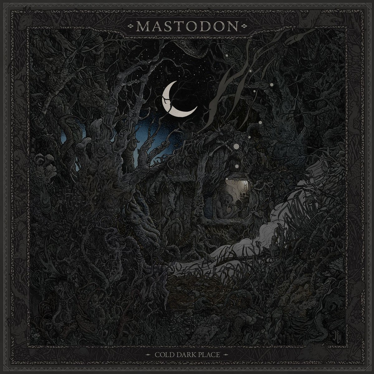 Mastodon - Cold Dark Place VINYL - 9362491079