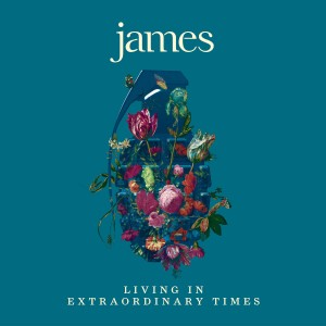 James - Living in Extraordinary Times VINYL - 5053839638