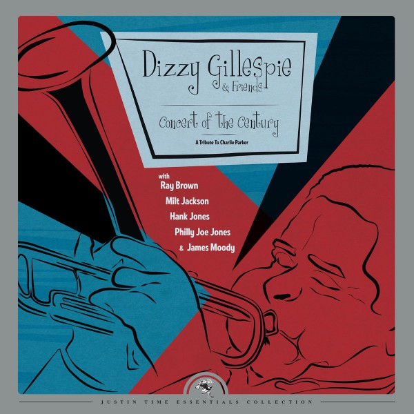 Dizzy Gillespie - Concert of the Century - A Tribute to Charlie Parker VINYL - 6894402591
