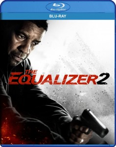 The Equalizer 2 Blu-Ray - 10229315