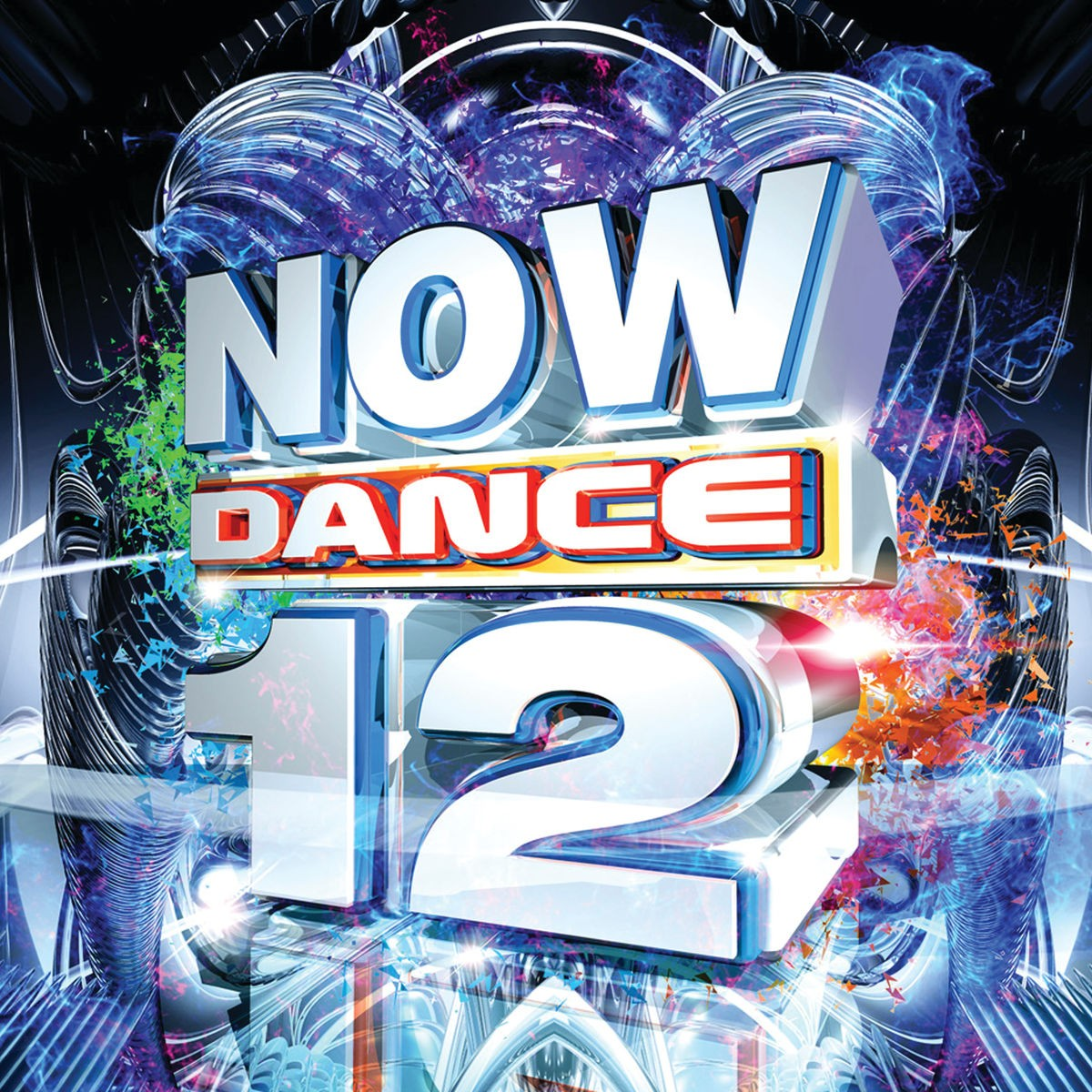 Now Dance 12 CD - DARCD 3172