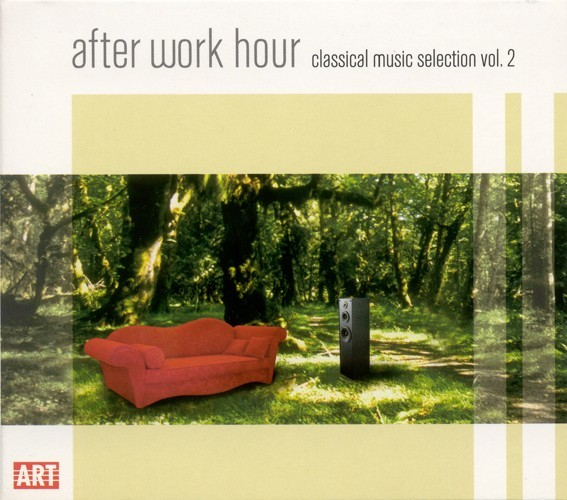 After Work Hour: Classical Music Selection Vol. 2 CD - 0182722ART