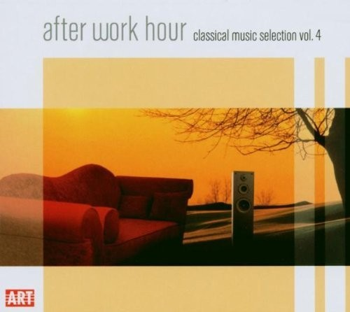 After Work Hour: Classical Music Selection Vol. 4 CD - 0182762ART