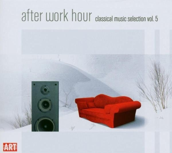 After Work Hour: Classical Music Selection Vol. 5 CD - 0182772ART
