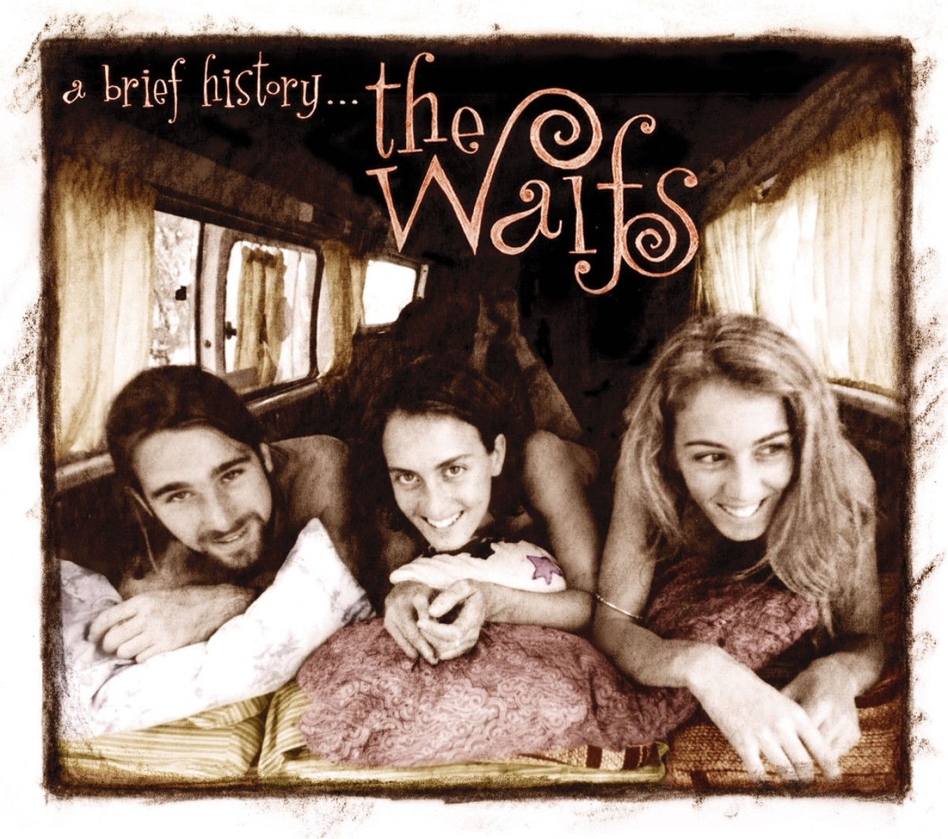 The Waifs - A Brief History... CD - WAIFSCD 008