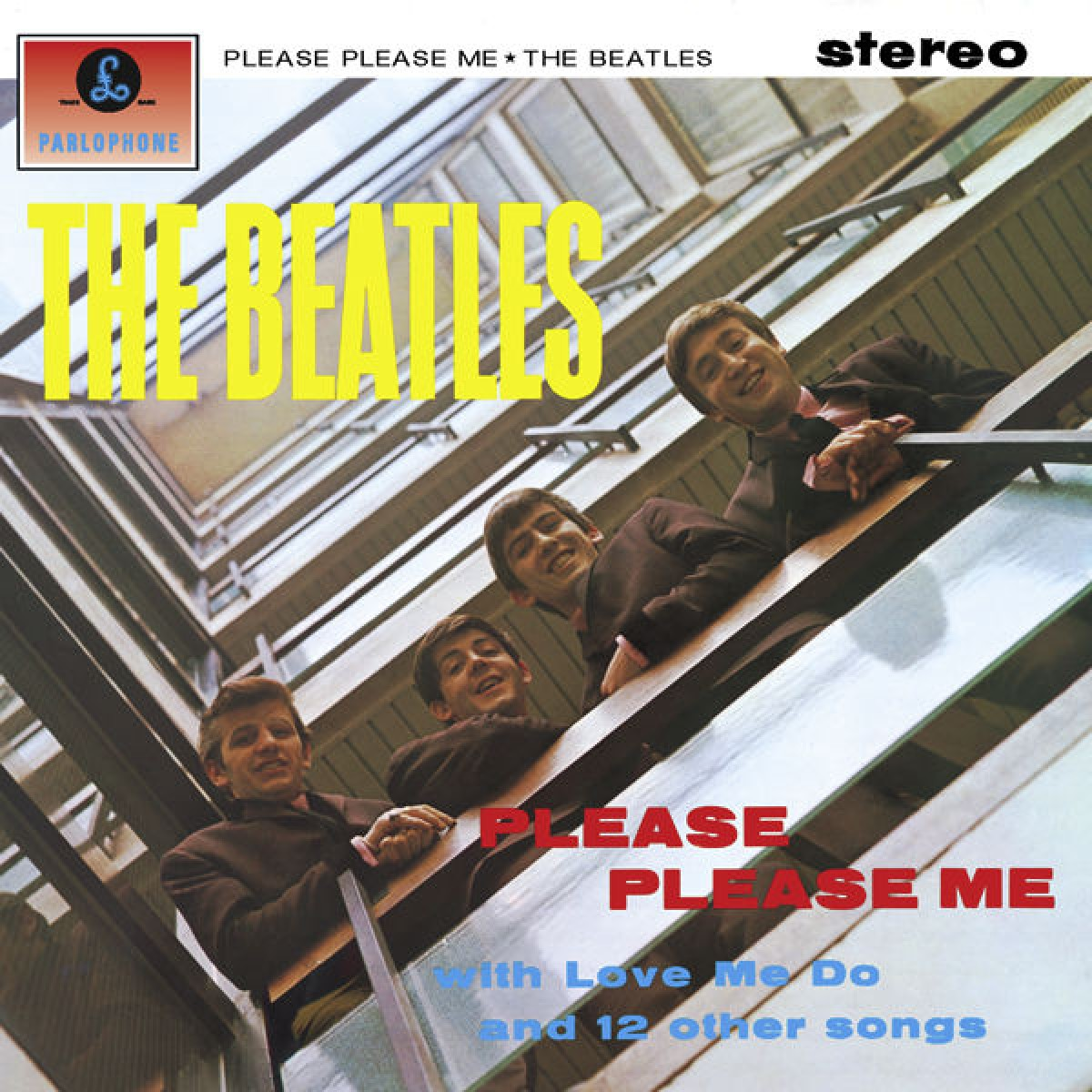 The Beatles - Please Please Me (2009 Remaster) CD - 00946 3824162