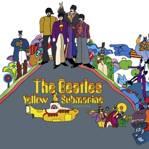 The Beatles - Yellow Submarine (2009 Remaster) CD - 00946 3824672