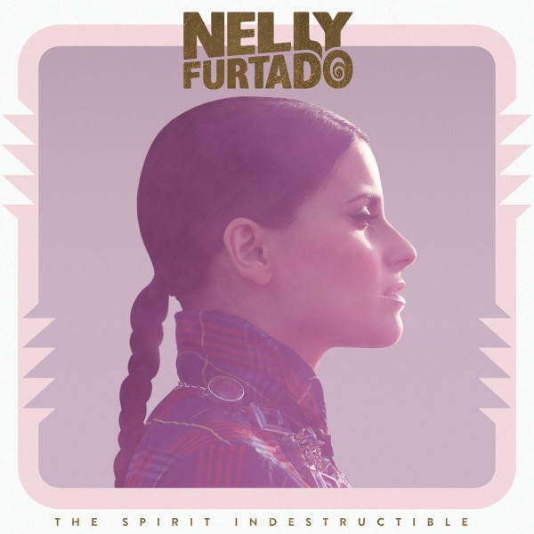 Nelly Furtado - The Spirit Indestructible (Deluxe Version) CD - 06025 3703644