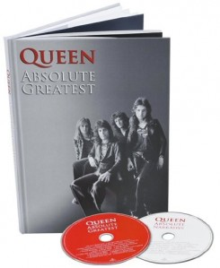 Queen - Absolute Greatest CD - 5099930919525